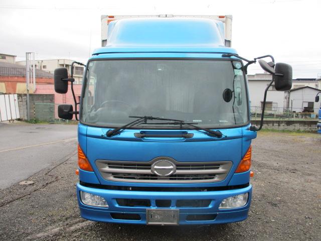 中古トラック H25年 日野 4tアルミウイング ワイド