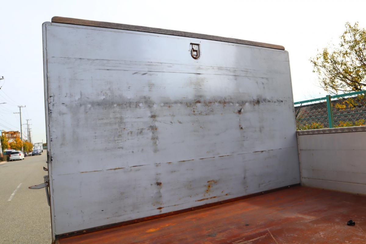 中古トラック H20年式 ワイド 6.2m 増トン エアサス 平