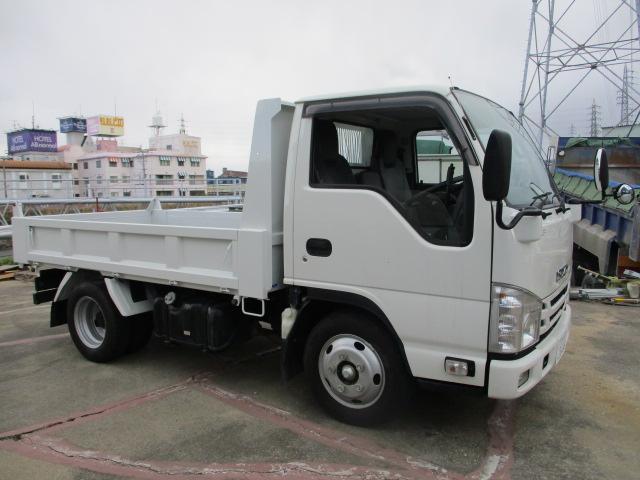 中古トラック H29年 いすゞ 3t4ナンバーダンプ フルフラ 検査付