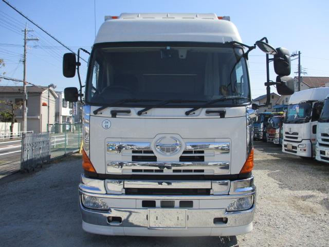 中古トラック H28年 日野 25t4軸ウイング ハイルーフ プロシフト