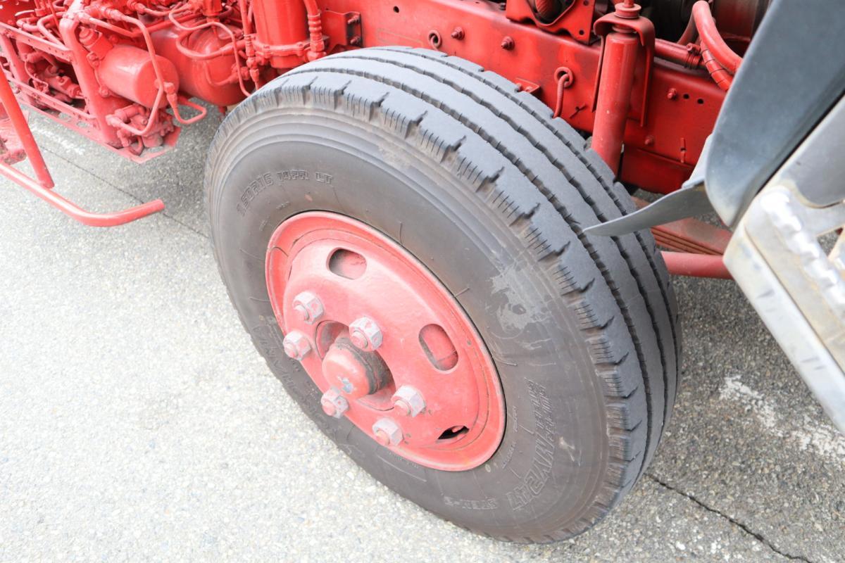 中古トラック H14年式 アームロール ツインシリンダー