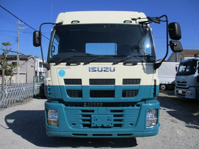 中古トラック H24年 いすゞ ヘッド  ハイルーフ 第5輪荷重11.5t