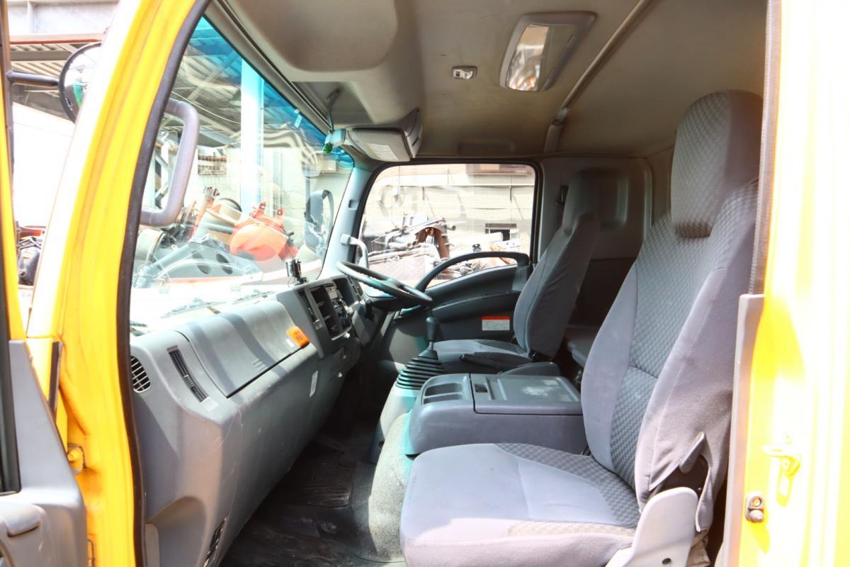 中古トラック H24年式 エアサス ベット付 7.2m アルミブロック