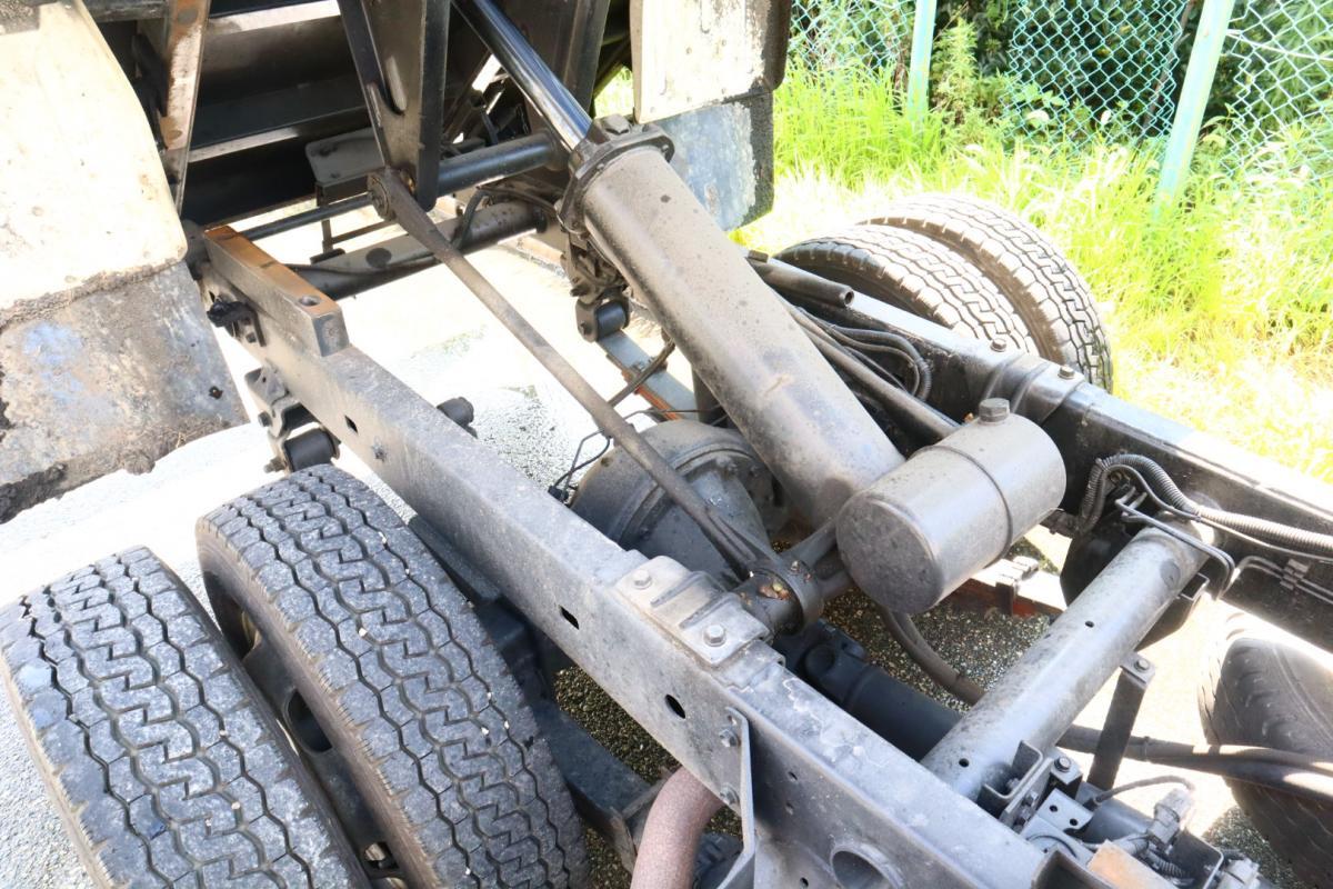 中古トラック H18年式 検査付 積載2t 新明和 ダンプ
