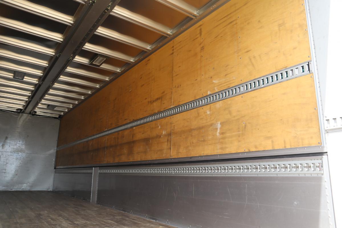 中古トラック H28年式 4軸低床 7速M/T ハイルーフ 検査付ウイング