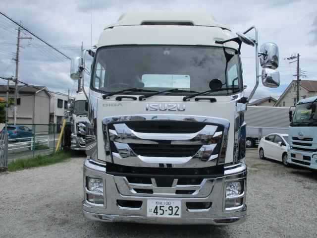 中古トラック H30年 いすゞ トラクタ スムーサー 車検付