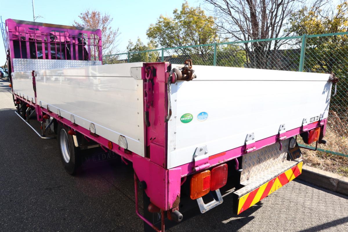 中古トラック H25年式 ワイド 6M/T 6.2m アルミブロック