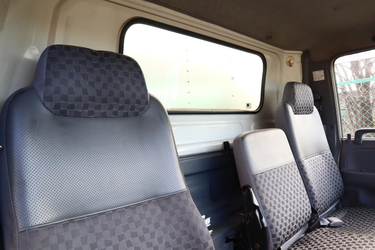 中古トラック H18年式 ワイド スムーサー オープンバン
