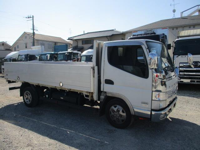 中古トラック 【動画】H28年 三菱 2tアルミ平 ロング カスタム