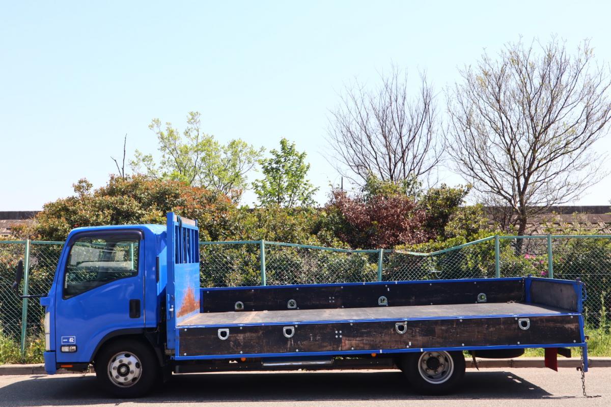 中古トラック H29年式 ワイド超ロング 積載2.9t 検査付 平